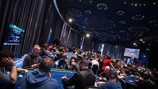 Der große EPT Turniersaal