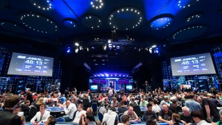 EPT Turniersaal in Monte Carlo