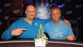 Hermy & Lescot teilen sich den Sieg beim King's Omaha Special