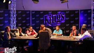 King's Casino TV-Set
