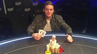 Laurent Martin gewinnt das Local Hold'em Adventure Deepstack