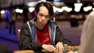 Chun Lei Zhou bei der WSOP 2014