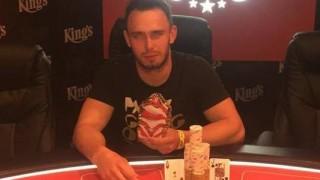 Jakub Karol Mielcarek gewinnt das redbet Live Hold'em Championship Event