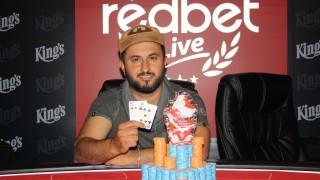 Abdi Ali Walid gewinnt das redbet Live High Roller Event