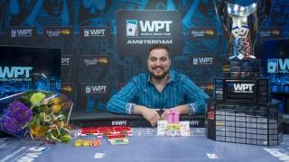 Andjelko Andrejevic gewann die WPT Amsterdam