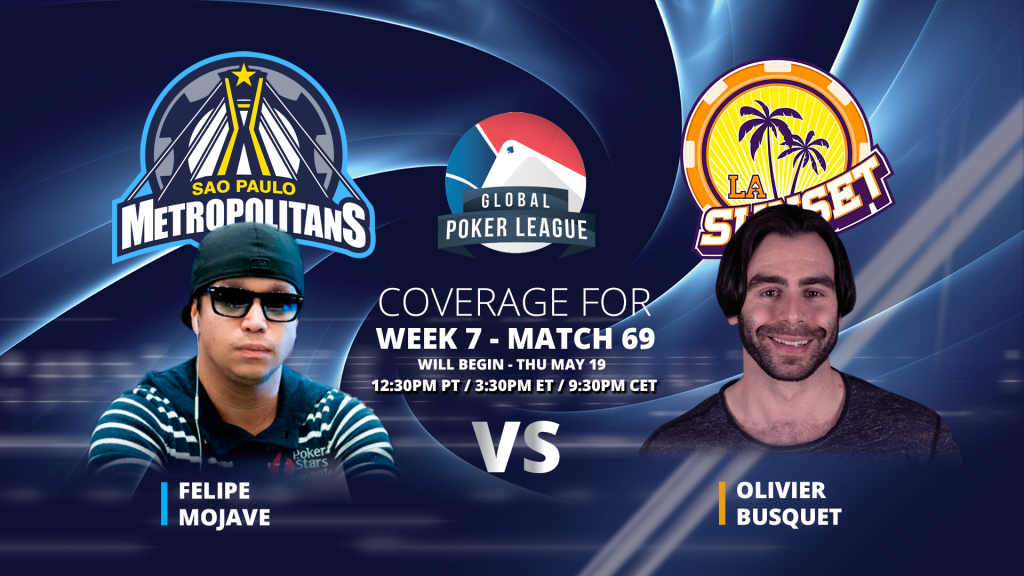 Felipe Mojave vs. Olivier Busquet