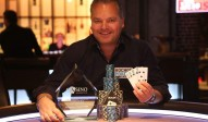Jan-Peter Jachtmann gewinnt das PLO Omen666 Event im Casino Schenefeld