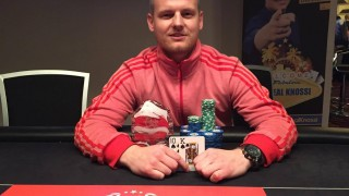Sieger All-In or Fold Event Oliver Heppchen (GER)