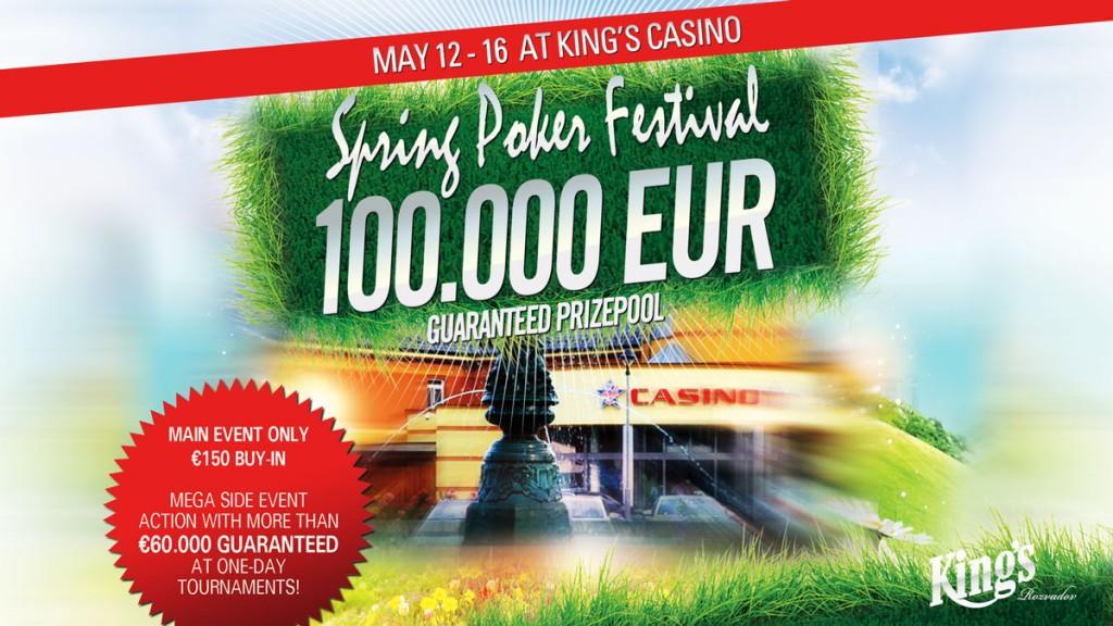 Spring Poker Festival