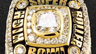 Super High Roller Bowl 2016 Champions-Ring