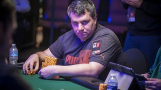 Andrey Zaichenko beißt derzeit zu
