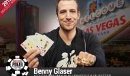 Bracelet Nummer 2 für Benny Glaser