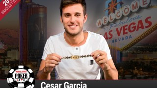 Cesar Garci holt das Bracelt beim Event #23