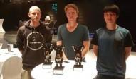 Die Gewinner des Triple A Series Main Event