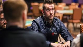 Blick zum Pokerhimmel