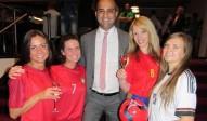 Poker Manager Tarkan und die Fußball Girls