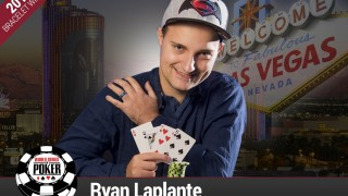 Ryan Laplante gewinnt beim PLO