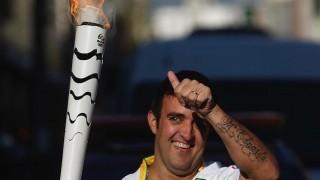Akkari und das olympische Feuer