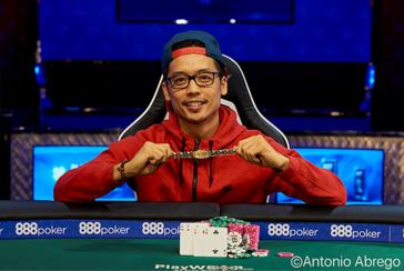 Allan Le (USA) gewinnt das Event #53