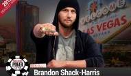 Brandon Shack-Harris ist der neue PLO-Weltmeister