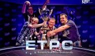 Die Gewinner der ETPC Team Wertung White Magic Auxburg