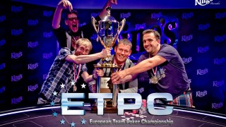 Die Gewinner der ETPC Team Wertung White Magic Auxburg