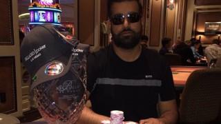 Kuljinder Siduh gewann den Belladio Cup XII Main Event