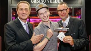 Matthias Habernig ist der neue Poker Europameister