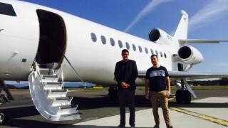 Mit dem Privat Jet zur EPT Barcelona