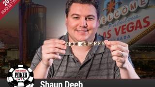Bracelet Nummer 2 für Shaun Deeb