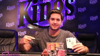 Igna Poker siegte