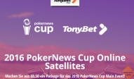 TonyBet PokerNews Cup