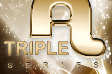 Triple A Series Logo