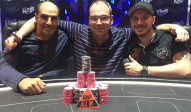 Die Sieger des Just Poker Main Event