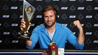 Connor Drinan gewinnt das €10.000 Highroller