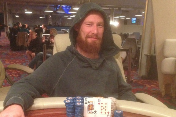 King's Winner Super Stack Turbo Konstantin Kostyakov (RUS)