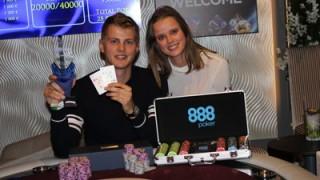 Turniersieg für Urmo Velvelt