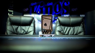WPT National Main Event Trophy