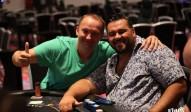Roman Cieslik und Eddie Bravo