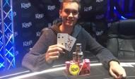 Matthias Nachtigal gewann das 888Live Local Main Event
