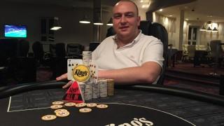 Orhan Duzyol (BEL) gewinnt das Saturday Deepstack