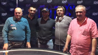 Die Sieger des IMOP Pot Limit Omaha Side Event
