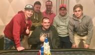 Die Gewinner des GI Poker Classics Hold' em Adventure