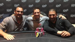 Die Gewinner des GI Poker Classics Main Event