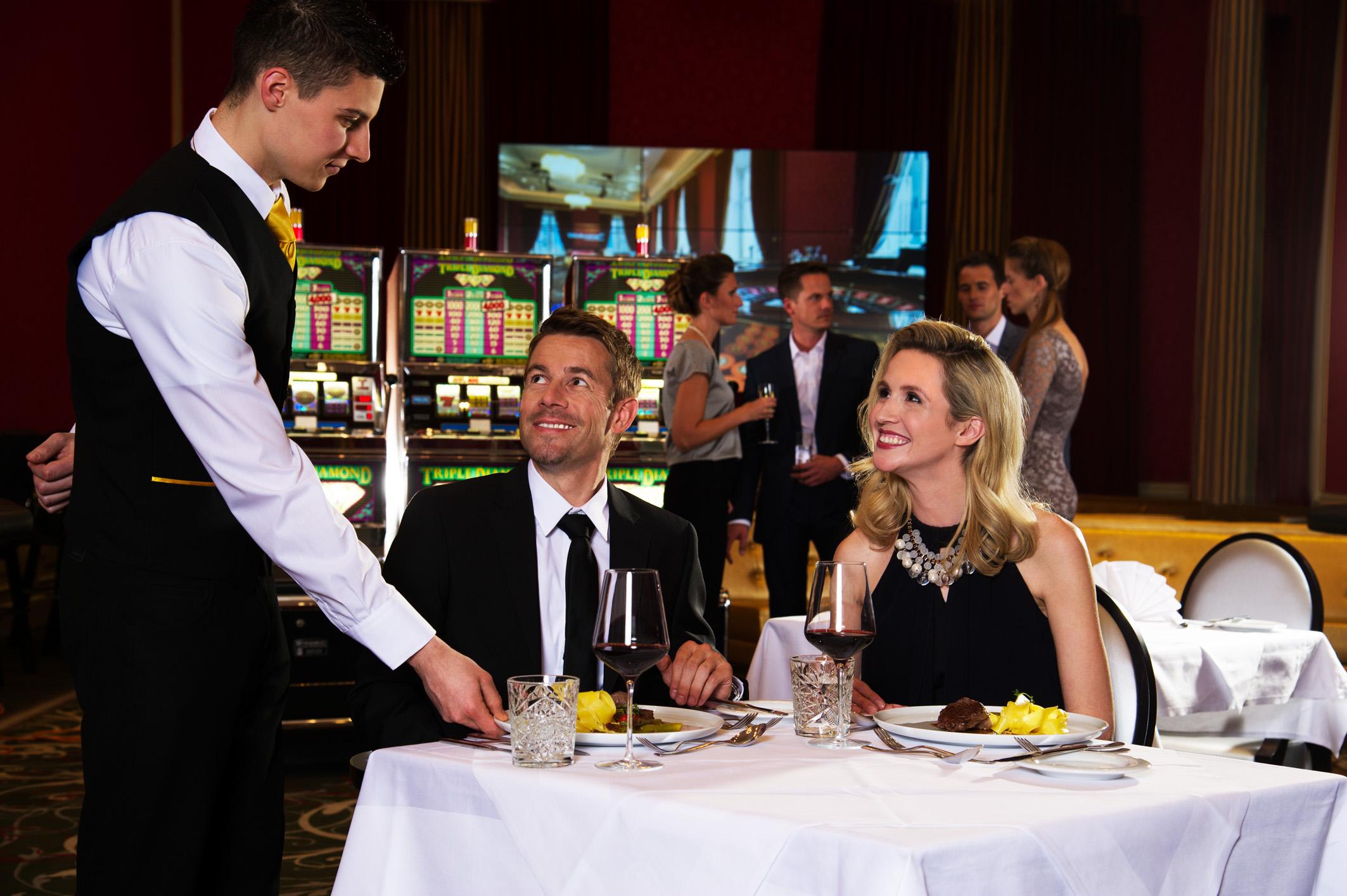 dinner and casino