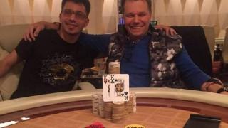 Marek Dostal und Philipp Zukernik teilten sich den Sieg