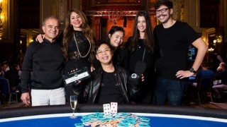 Elton Tsang gewinnt das Big One for One Drop