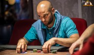Chipleader Tag 1c Poker Belgique Masters Main Event
