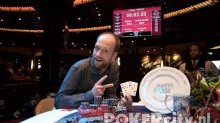 MCOP Warm Up Champion Bartel Kars (NED)