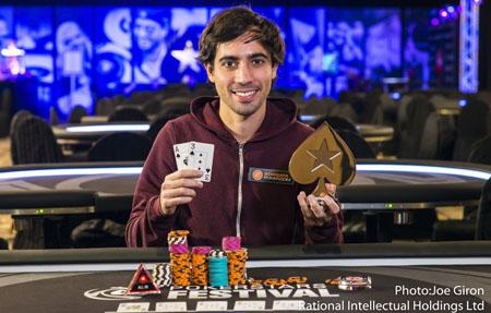 Champion Michael Gagliano
